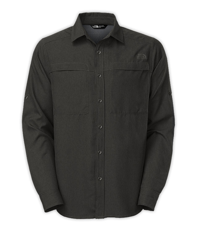 MEN'S LONG-SLEEVE TRAVERSE SHIRT