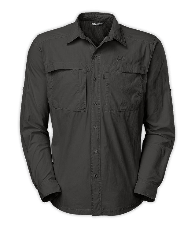 MEN'S LONG-SLEEVE COOL HORIZON SHIRT | United States