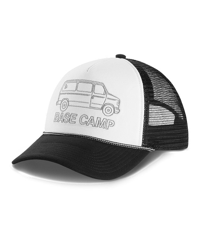 CROSS STITCH TRUCKER