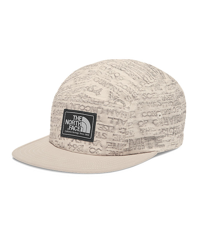 TNF™ FIVE PANEL BALL CAP