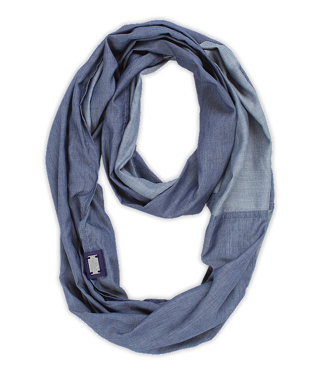 WOMEN'S BREEZE BACK SCARF