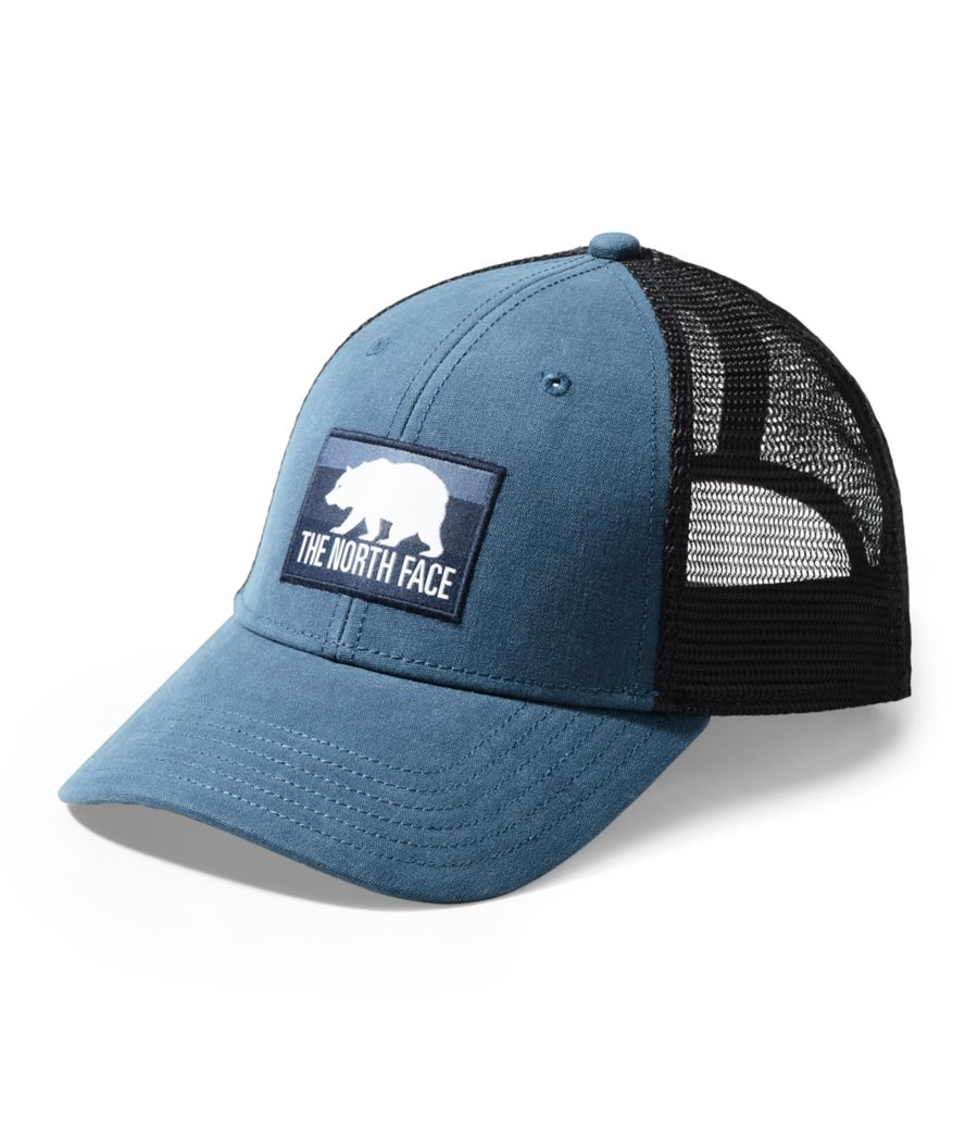 PATCHES TRUCKER HAT-