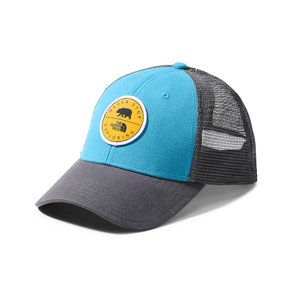 e5243da2bb394 PATCHES TRUCKER HAT