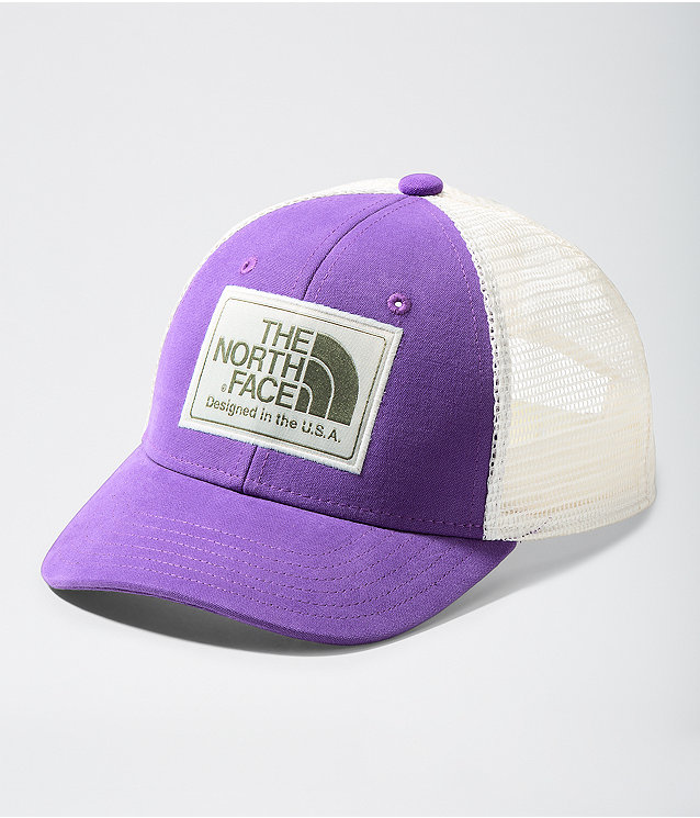 YOUTH MUDDER TRUCKER HAT
