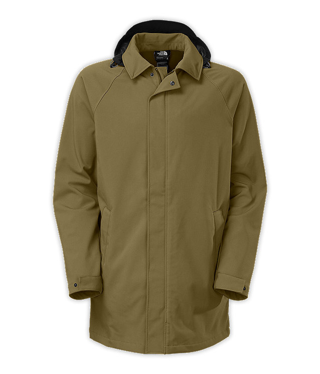 MEN'S  MACARTHUR SOFT SHELL TRENCH