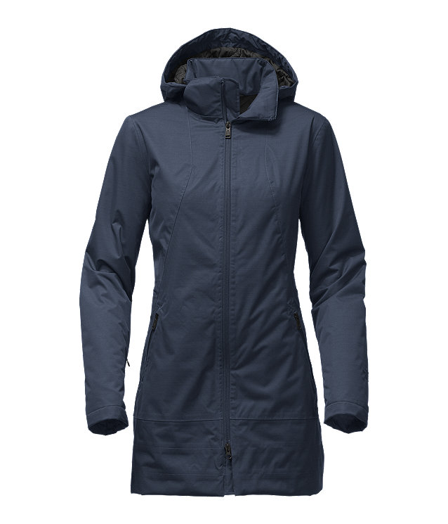 WOMEN'S INSULATED ANCHA PARKA
