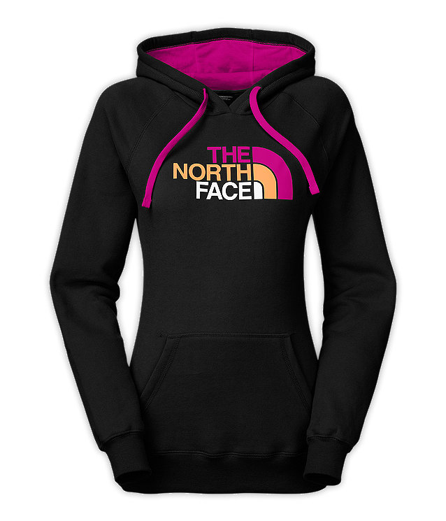 WOMEN'S HALF DOME HOODIE - NEW FIT