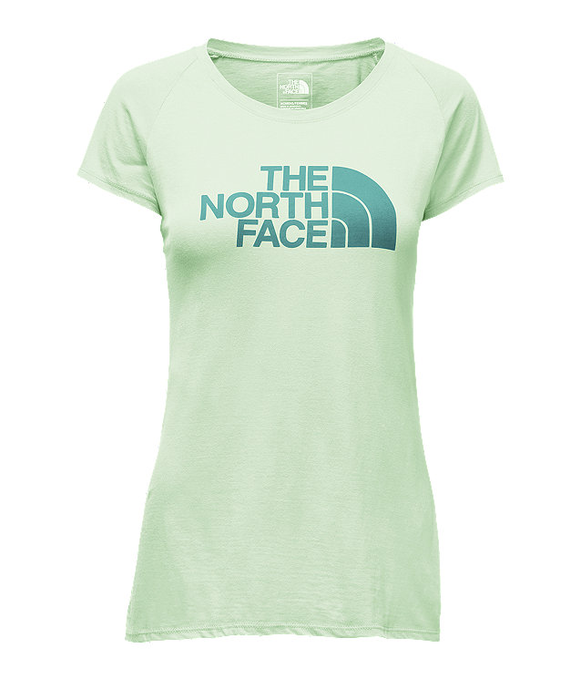 WOMEN'S SHORT-SLEEVE SCOOP-NECK TEE