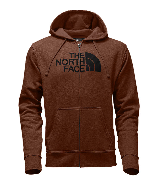 MEN'S HALF DOME FULL-ZIP HOODIE