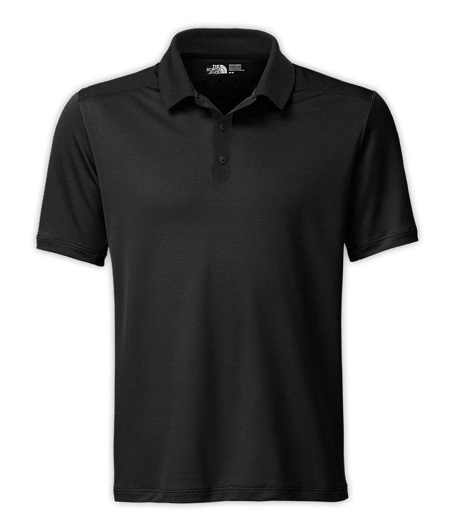 MEN'S SHORT-SLEEVE TEK HIKE POLO