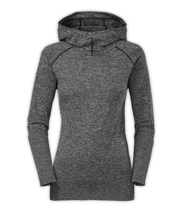 WOMEN'S GO SEAMLESS PULLOVER HOODIE