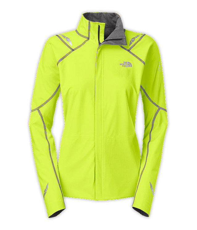 WOMEN'S ILLUMINATED REVERSIBLE JACKET