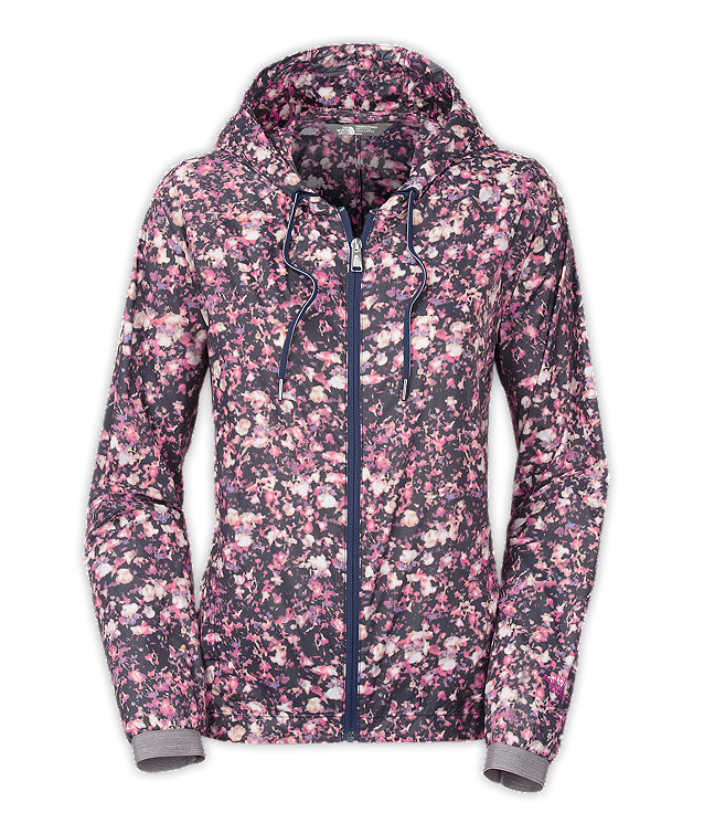 WOMEN'S NEVER STOP HOODED JACKET
