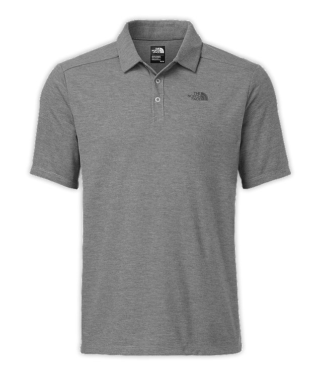 MEN'S SHORT-SLEEVE CRAG POLO