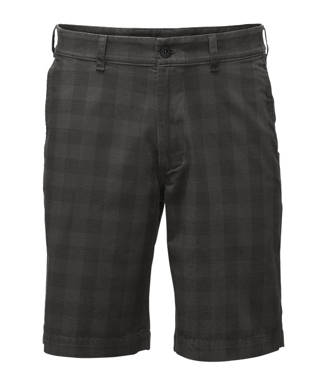 MEN'S THE NARROWS PLAID SHORTS