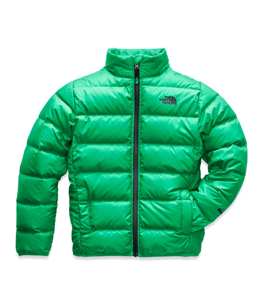 BOYS' ANDES DOWN JACKET-