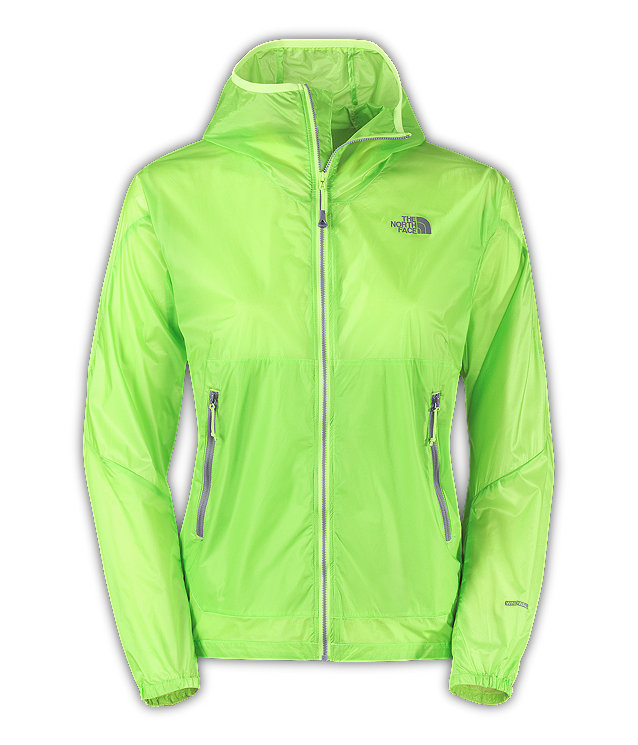 WOMEN'S FUSEFORM™ ERAGON WIND JACKET