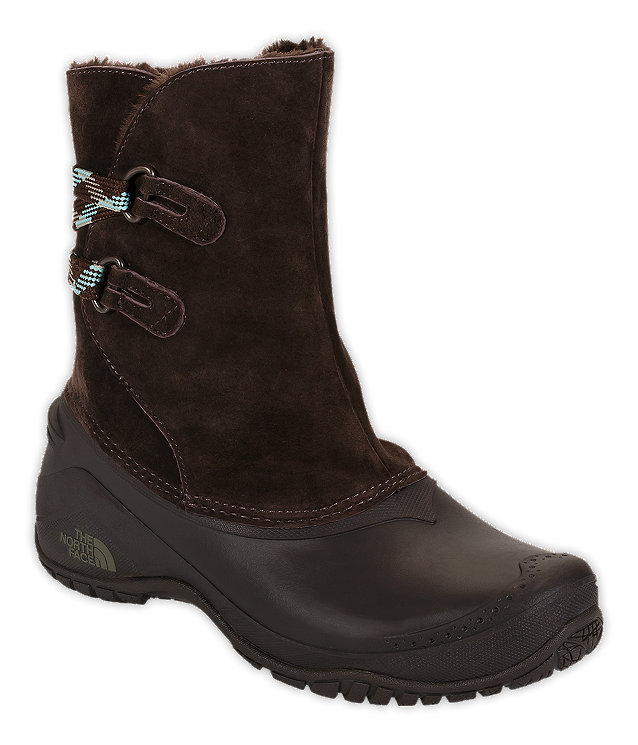 WOMEN'S SHELLISTA II PULL-ON BOOTS