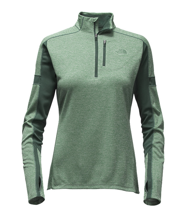 WOMEN'S IMPULSE ACTIVE ¼ ZIP