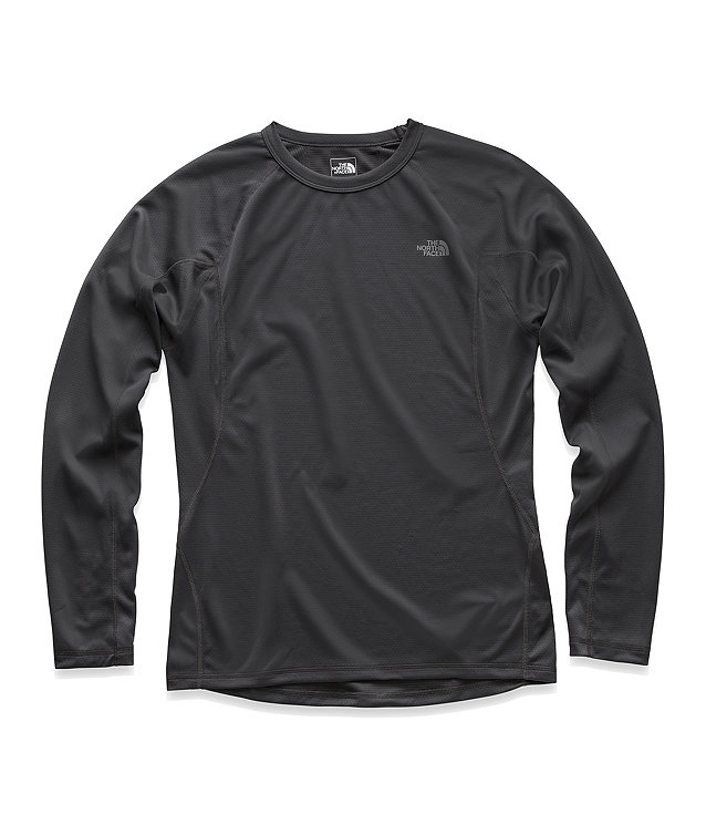 MEN'S WARM LONG-SLEEVE CREW NECK
