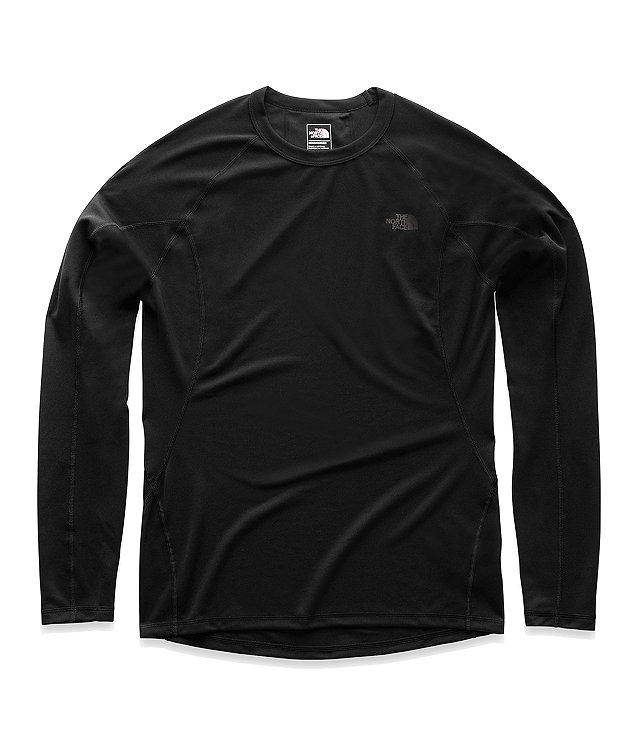 MEN'S LIGHT LONG-SLEEVE CREW NECK