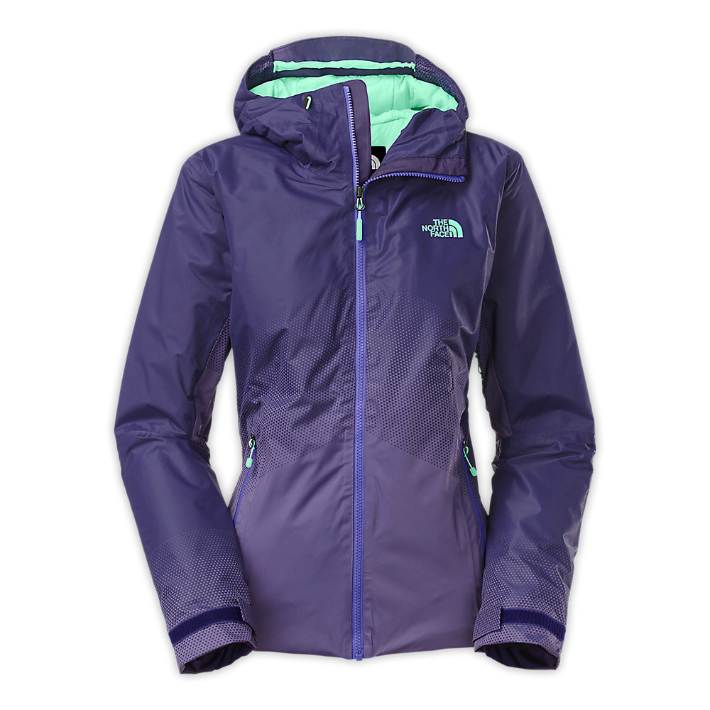 WOMEN S FUSEFORM™ DOT MATRIX INSULATED JACKET  6e4e794b8