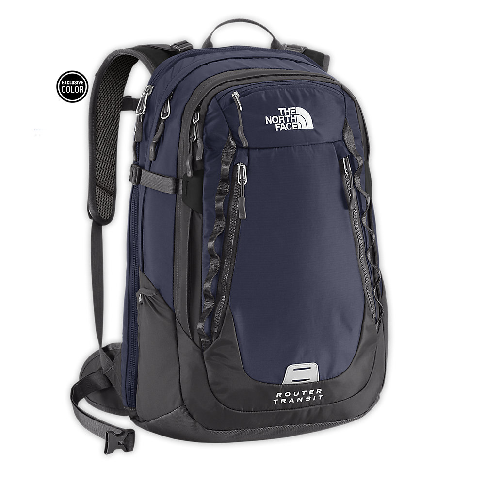 f5f97776f The North Face Router Laptop Backpack 17 - CEAGESP