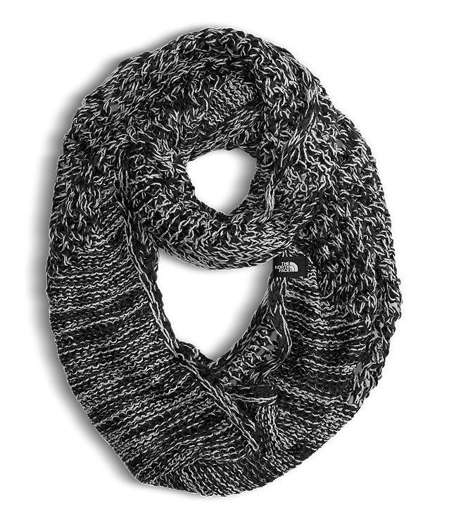 WOMEN'S KNITTING CLUB SCARF