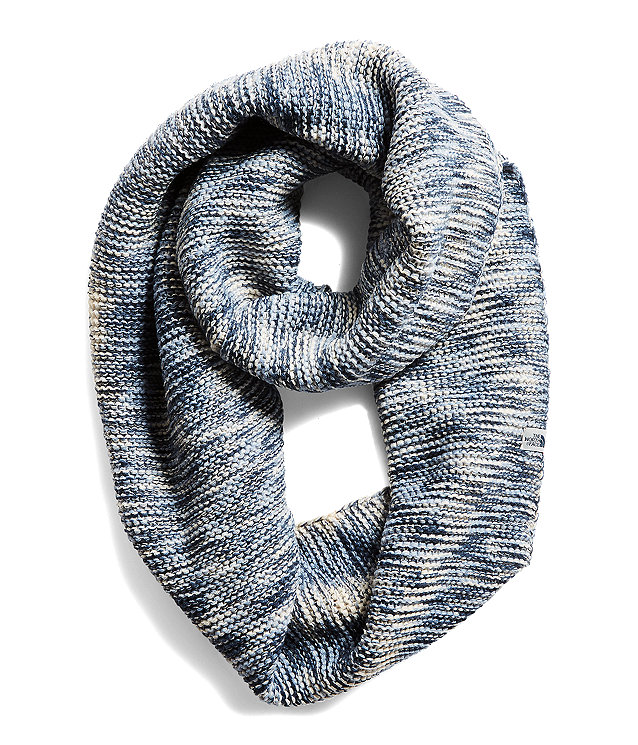 WOMEN'S PURRL STITCH SCARF