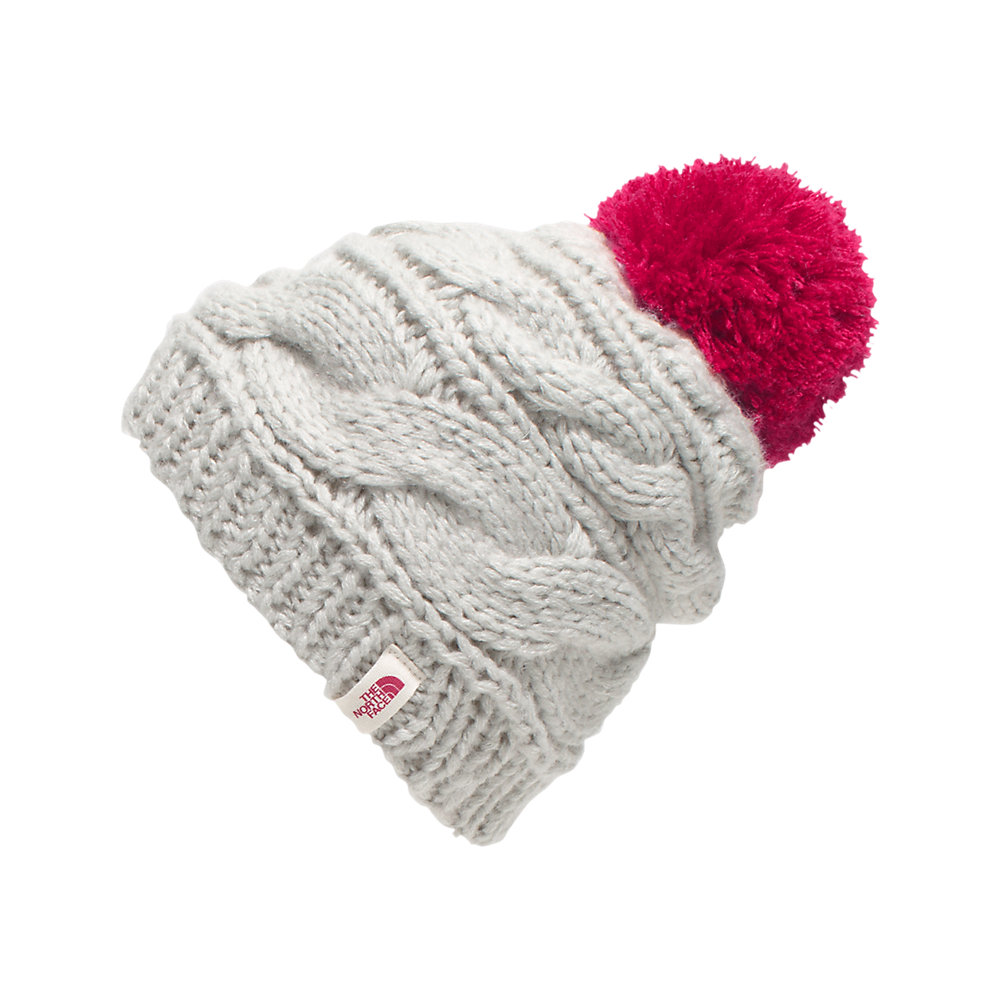 8874b3866d5 WOMEN S TRIPLE CABLE POM BEANIE