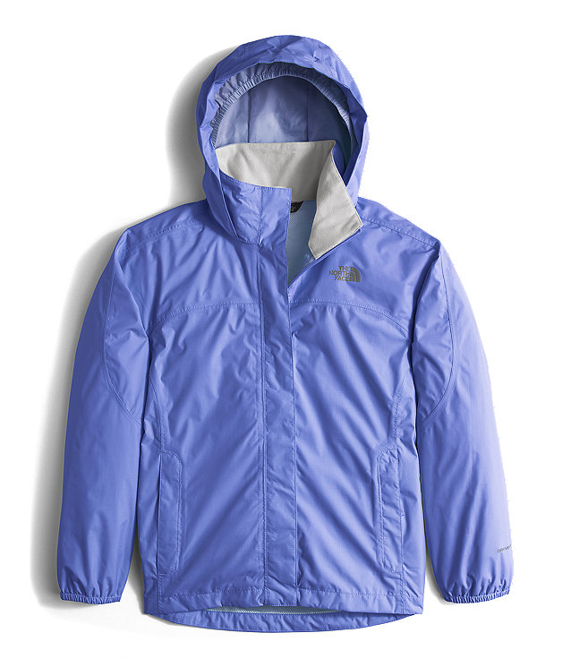 GIRLS' RESOLVE REFLECTIVE JACKET