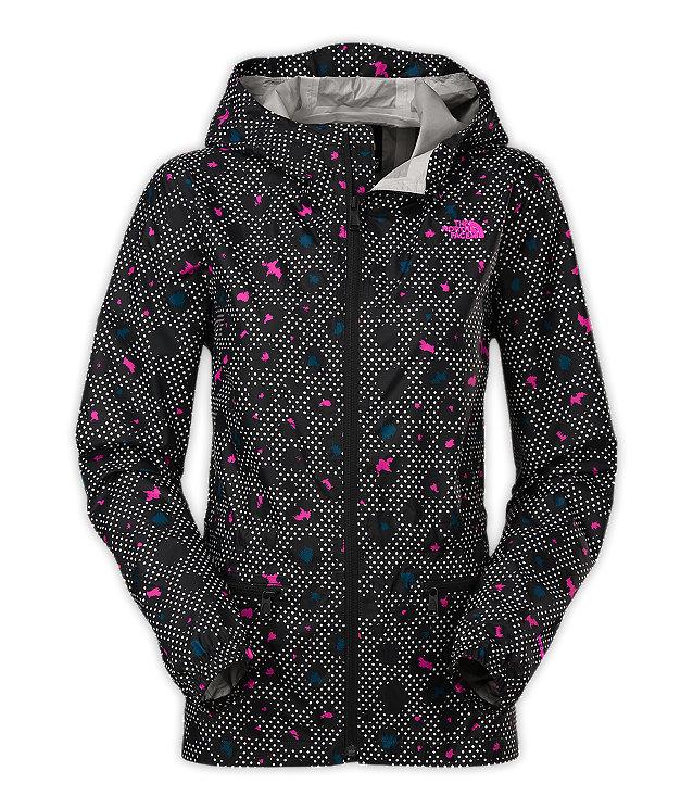 North face rain jacket womens