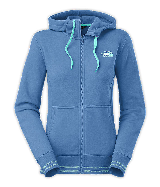 WOMEN'S LOGO STRETCH FULL ZIP HOODIE | United States