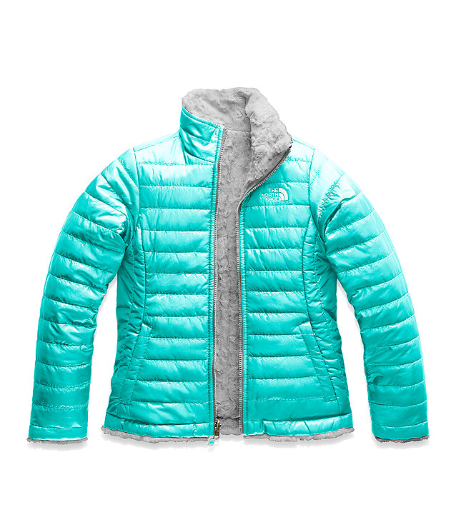 ace0b1aeb GIRLS' REVERSIBLE MOSSBUD SWIRL JACKET | United States