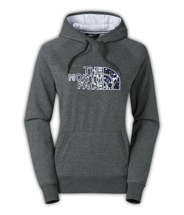 a02738f8e WOMEN'S AVALON CRYSTAL FLORAL PULLOVER HOODIE