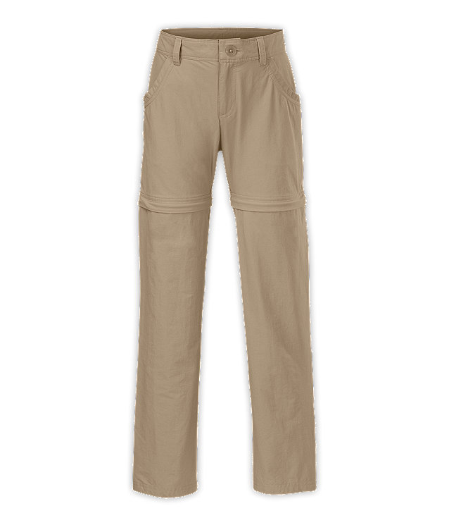 GIRLS' ARGALI CONVERTIBLE HIKE PANTS