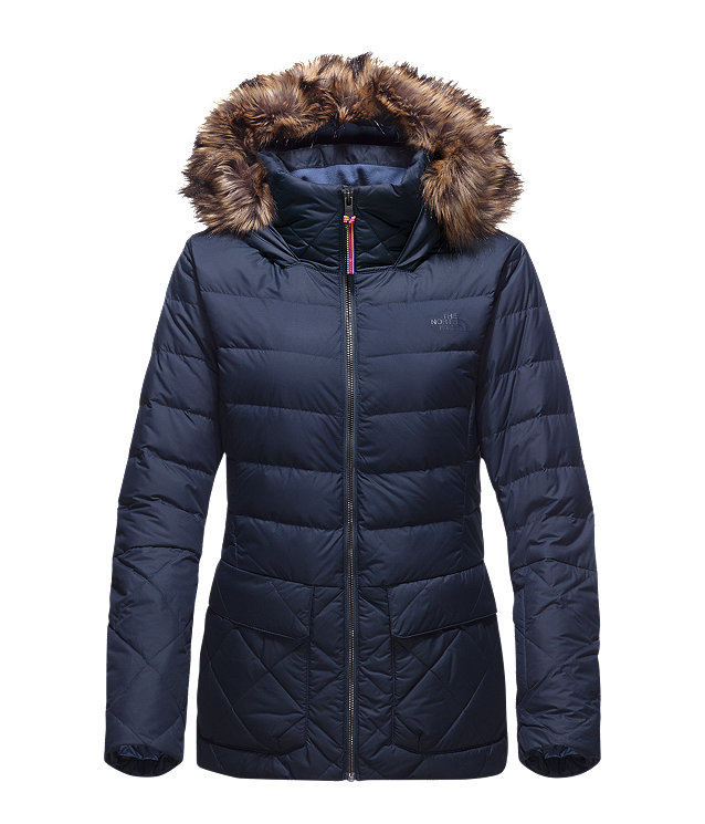 WOMEN'S NITCHIE INSULATED PARKA