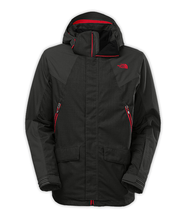 North W chaquetas y Hoodie Primaloft The Abrigos Thermoball Face 6THqA