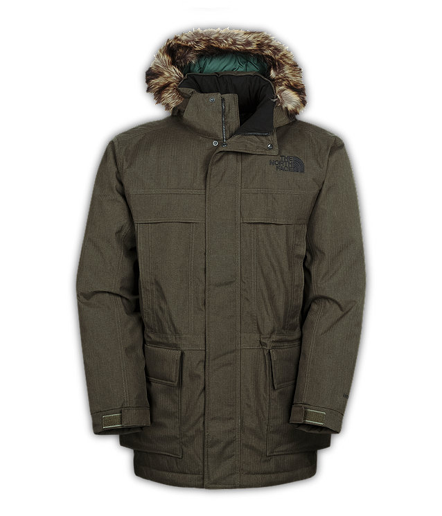 The north face herren jacke mcmurdo