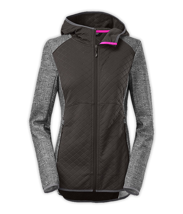 WOMEN'S HEATHER OAKS FULL ZIP HOODIE | United States