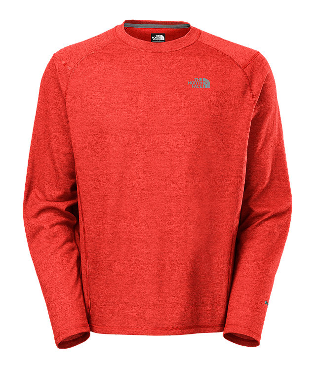 MEN'S LONG-SLEEVE FLASHDRY™ CREW