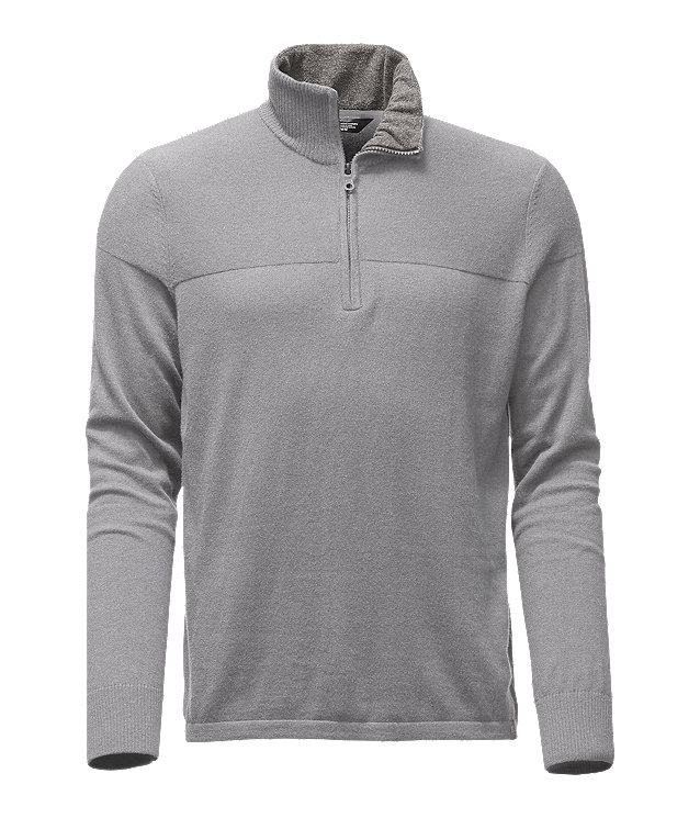 MEN'S MT. TAM ¼ ZIP SWEATER