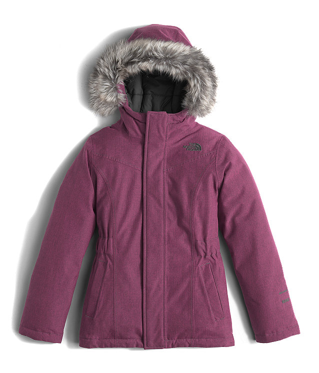 GIRLS' GREENLAND DOWN PARKA | United States