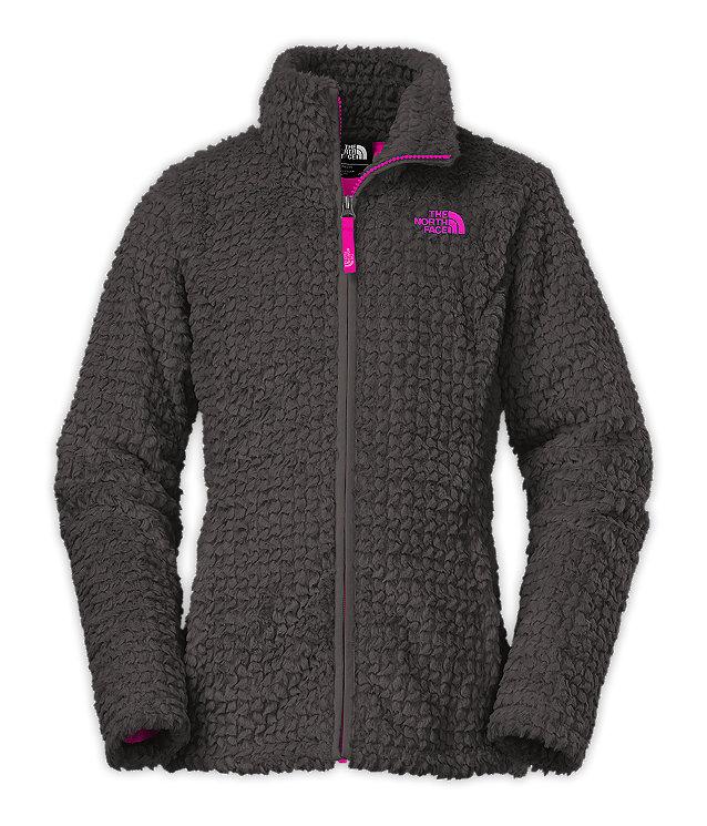 GIRLS' LAUREL FLEECE FULL ZIP