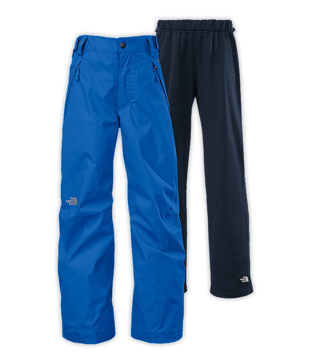 BOYS' SNOWQUEST TRICLIMATE® PANTS