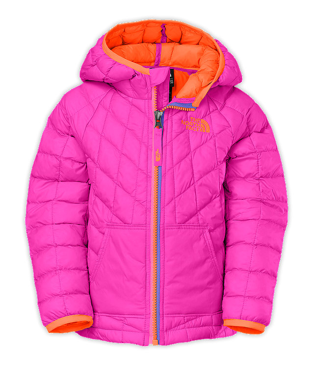 5540cc890 TODDLER GIRLS' THERMOBALL™ HOODIE