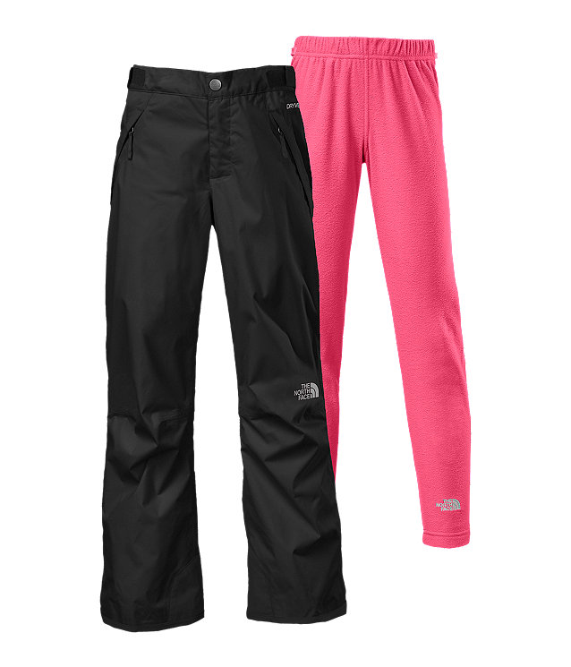 GIRLS' SNOWQUEST TRICLIMATE® PANTS