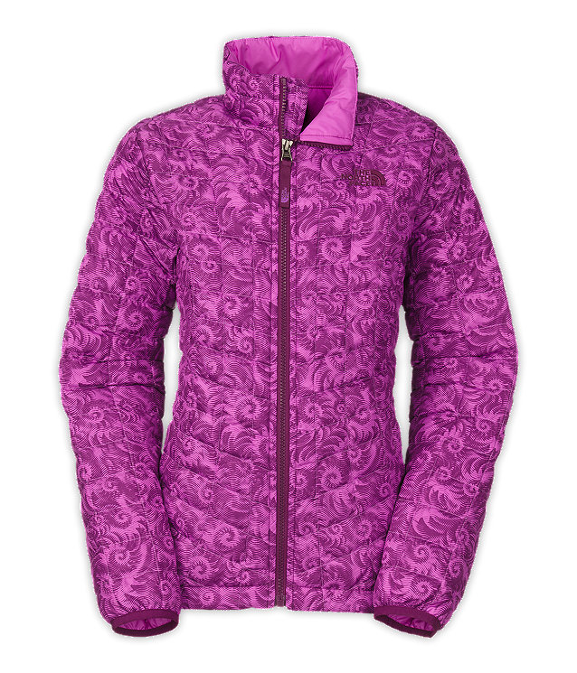 GIRLS' THERMOBALL™ FULL-ZIP JACKET