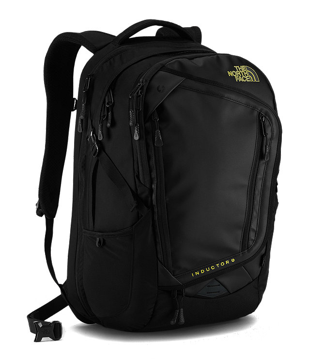 INDUCTOR CHARGED BACKPACK
