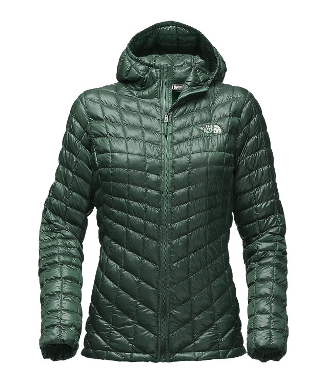 3b1745082 WOMEN'S THERMOBALL™ HOODED JACKET
